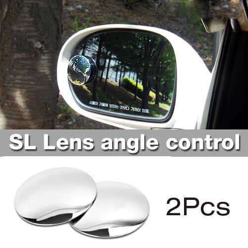 Mirrors Auxiliary lens SL LENS Angle Control 2ea For All Vehicle, Hyundai, Kia