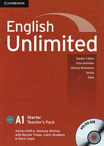 تحميل كتاب english unlimited 4