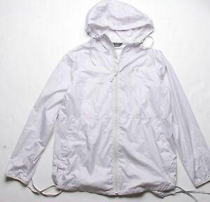 443b7bd83619 Under Armour Women Leeward Jacket (S) White | eBay
