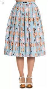 Hell Bunny Nwt Conchiglia Modcloth Sz Skirt Conchiglia Bay Maya Xl 6dwnwFxB5
