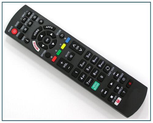 Ersatz Fernbedienung für Panasonic TV TX42AS500ETX42AS500YTX42AS520E
