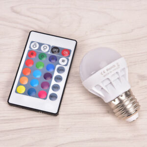 E27-3W-Dimmable-RGB-LED-Light-Bulb-Lamp-Color-Changing-IR-Remote-AC-85-265V-VU