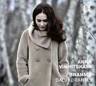 Bach-Brahms von Anna Vinnitskaya (2016)