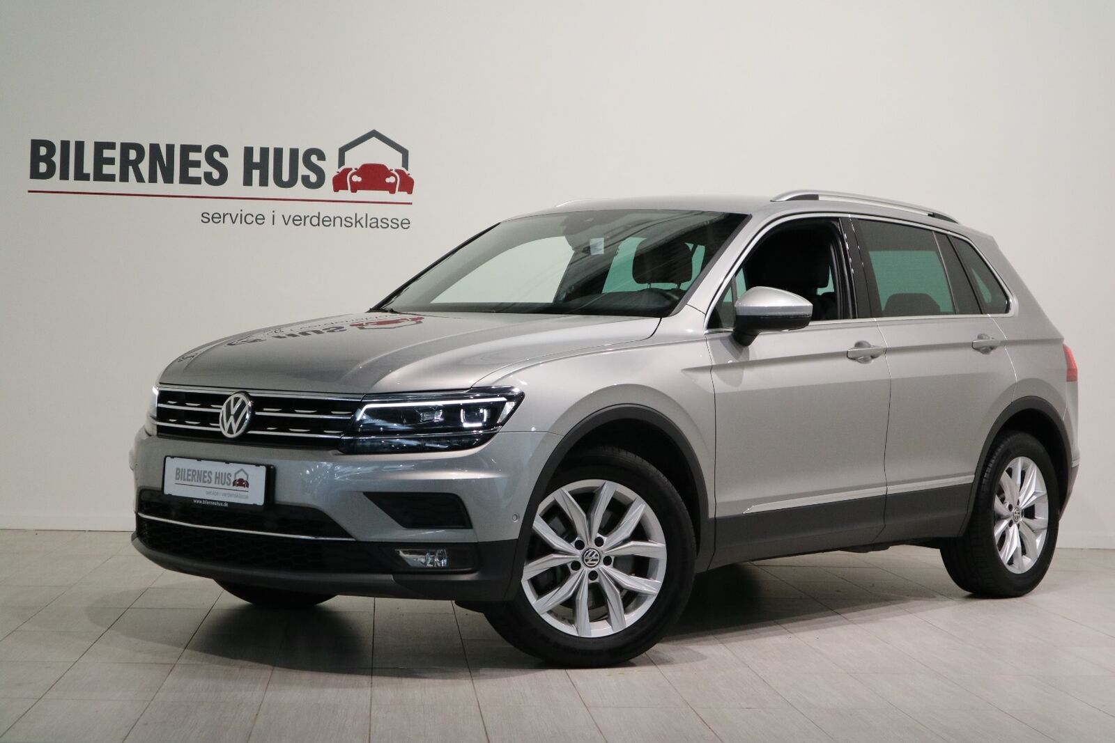 VW Tiguan 2,0 TDi 240 Highline DSG 4M