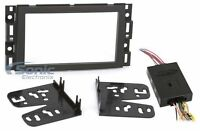 Car Stereo Installation Solution For Select 2006-11 Non-amplified Gm Vehicles
