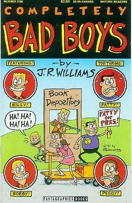 Aktiv Completely Bad Boys # 1 (j.r. Williams, One-shot) (usa, 1992)