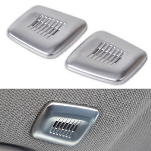 2X-Car-Roof-Microphone-Cover-Trim-For-BMW-X1-G20-X3-F25-X5-F15-GT-1-3-5-Series