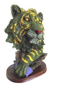 Homme et les maîtres de l'univers Statue en buste mini-bras de bataille de Cringer - rare