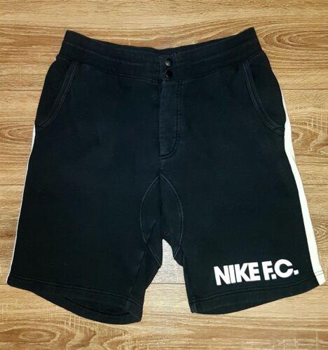 negros Pantalones algod cortos de jersey F Nike en c qfwHICSC