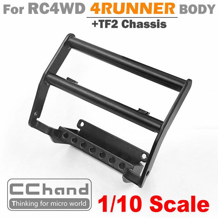 CC  He METAL HORN davanti BUMPER for RC4WD 4correreNER corpo + TF2 Chassis  costo effettivo