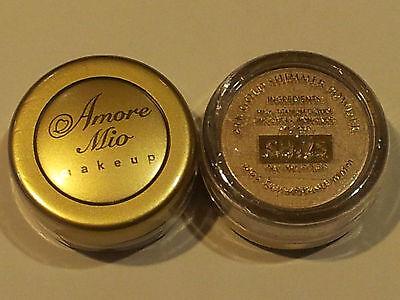 AMORE MIO EYE SHADOWS 24K GOLD NEW 100/% NATURAL ORGANIC PIGMENTS