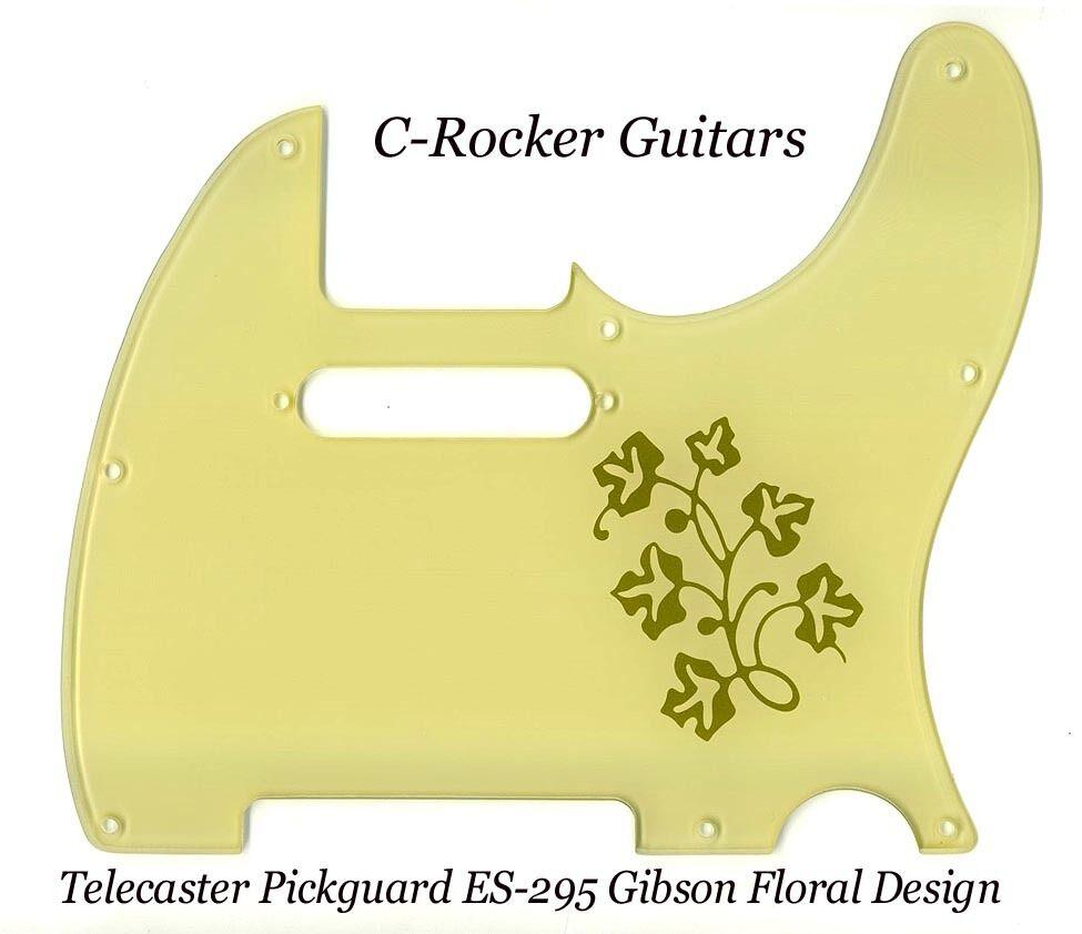 Telecaster Tele USA 8-Hole Pickguard ES295 made for Fender Vintage Project  NEW