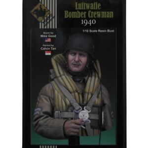 Figurine miniature  Luffwaffe bomber  - équipier bombardier - Young miniatures