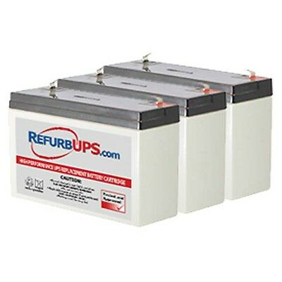 Eaton-MGE Pulsar ES 11 Compatible Replacement Battery Kit