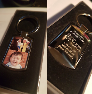 Personalised-customised-Keyring-with-Photo-Printed-amp-text-Engraving