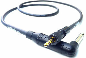 W-SR1 Cable UPGRADE Line 6 X2, Sennheiser EW EW300 G3 XSW Evolution Beltpack