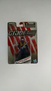"Joe black Cobra Trooper infantry Dollar General 3.75/"" MOC figure Hasbro G.I"
