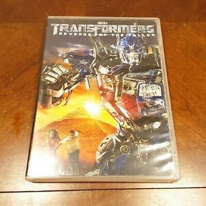 Transformers: Revenge of the Fallen (DVD, 2009) Complete FREE SHIPPING