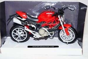 MOTO-DUCATI-MONSTER-1100-1-12-NEW-RAY