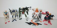 GUNDAM Gashapon figure lot MOBILE SUIT Bandai Candy Gum Toy