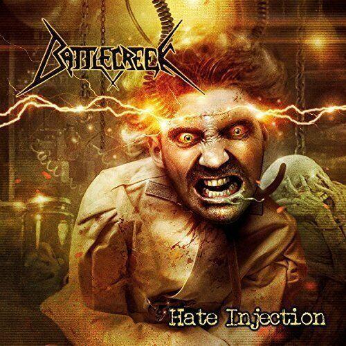 Battlecreek-Hate Injection CD NUOVO
