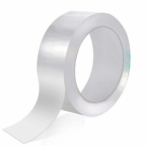 Neuf Ruban Adhésif étanche transparent pour joints de cuisine et salle de bain