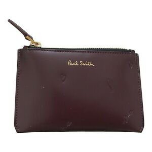 Paul Smith Ladies COIN PURSE WALLET Hearts Design Made in Spain