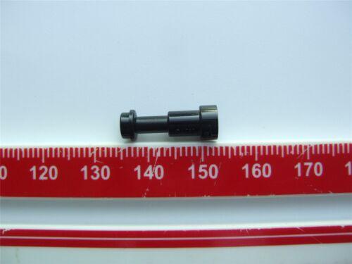 Parts /& Pieces 5 x Lego Black STICK Ø3.2 2MM W//KNOB AND TUBE 4538456