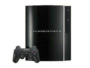 Sony Playstation 3 Ps3 Fat Console With Compatible Controller 80gb Memory Ebay