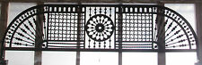 Moorish Fretwork Victorian 1880 Fancy Stick & Ball Architectural Salvage