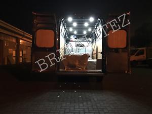 Nouveau kit éclairage LED-idéal pour les boîtes de cheval-conversion camping-car - Lumières 12V  </span>