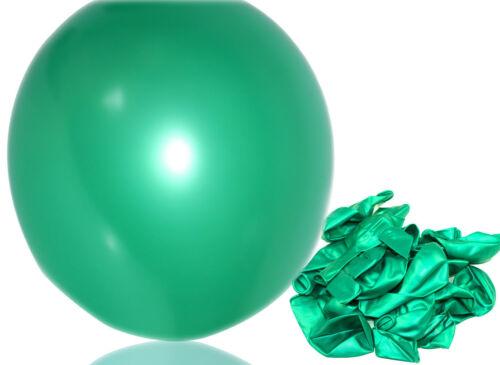 100 stück Perlglanz Latex Luftballons Feier Party Hochzeit Geburtstag Deko Neu