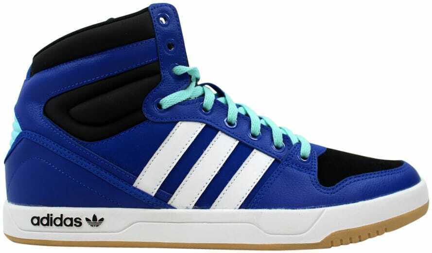 Adidas Court Attitude True bluee Running White-Black G99444 Men's Size 10.5