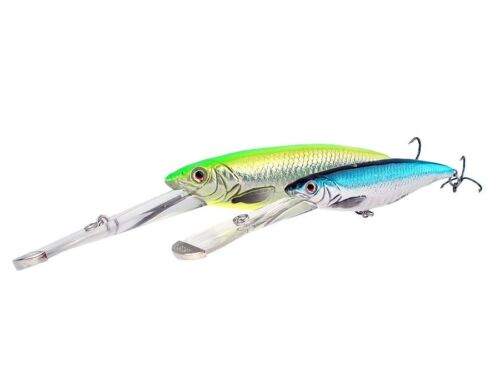 Savage Gear 3D Iron Mask Deep Diver 11,5cm slow floating baits