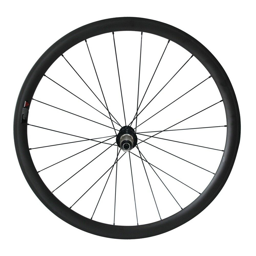 Only Rear Carbon Wheels Clincher Or Tubuar 700C  Road Bicycle Carbon Wheelset  fast shipping