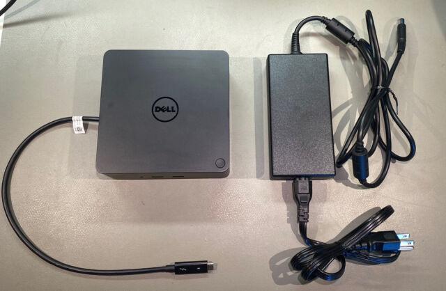 Genuine Dell TB16 Thunderbolt Dock USB Type-C K16A w/ 180W Power Adapter