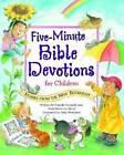 Five-Minute Bible Devotions for Children: New Testament by Pamela Kennedy, Anne Kennedy Brady (Spiral bound, 2011)