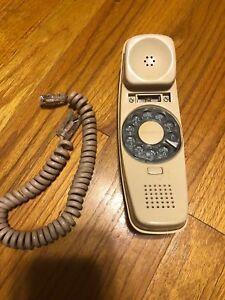 Vintage-Western-Electric-Bell-System-Trimline-Phone-Cream-Tan