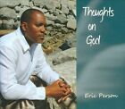 Thoughts On God [Digipak] by Eric Person (CD, 2012, Distinction Records)