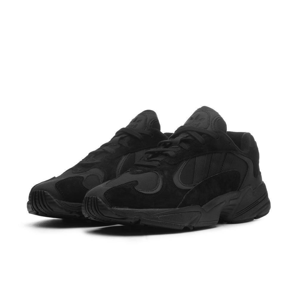 Adidas Yung 1 scarpe da ginnastica Scarpe da Ginnastica Uomo Nero G27026