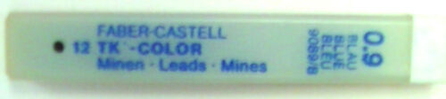 blue red /& green 0.5 0.7 /& 0.9mm black grades Faber Castell pencil leads 0.3