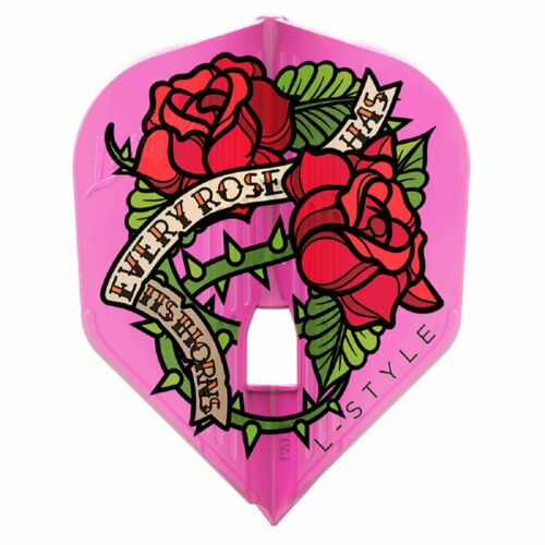 L-Style Champagne Flights Pro Kami Signature Lisa Ashton V1 Pink L3 Shape