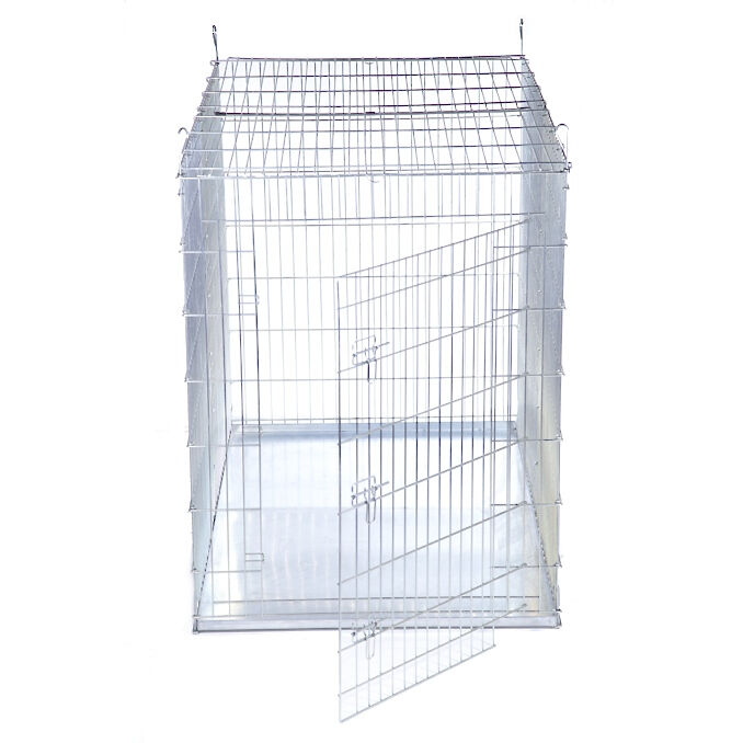 XXXL Giant Cage Crate Large BIG DOG or 2 or More Pets 53.5  L x 33.5  W x 42  H