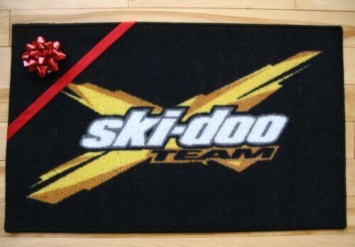 Ski-Doo logo door mat TNT renegade blizzard