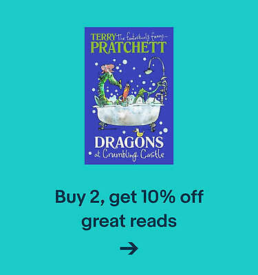 Buy 2, get 10% off great reads