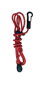 Riber Safety Cord Fishing Rod Tether Paddle Leash for Kayaks Canoes Boating