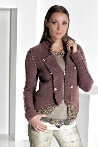 ELISA CAVALETTI Strickjacke//Knit Jacket Capriccio Gr M,L *Herbst//Winter 16//17*