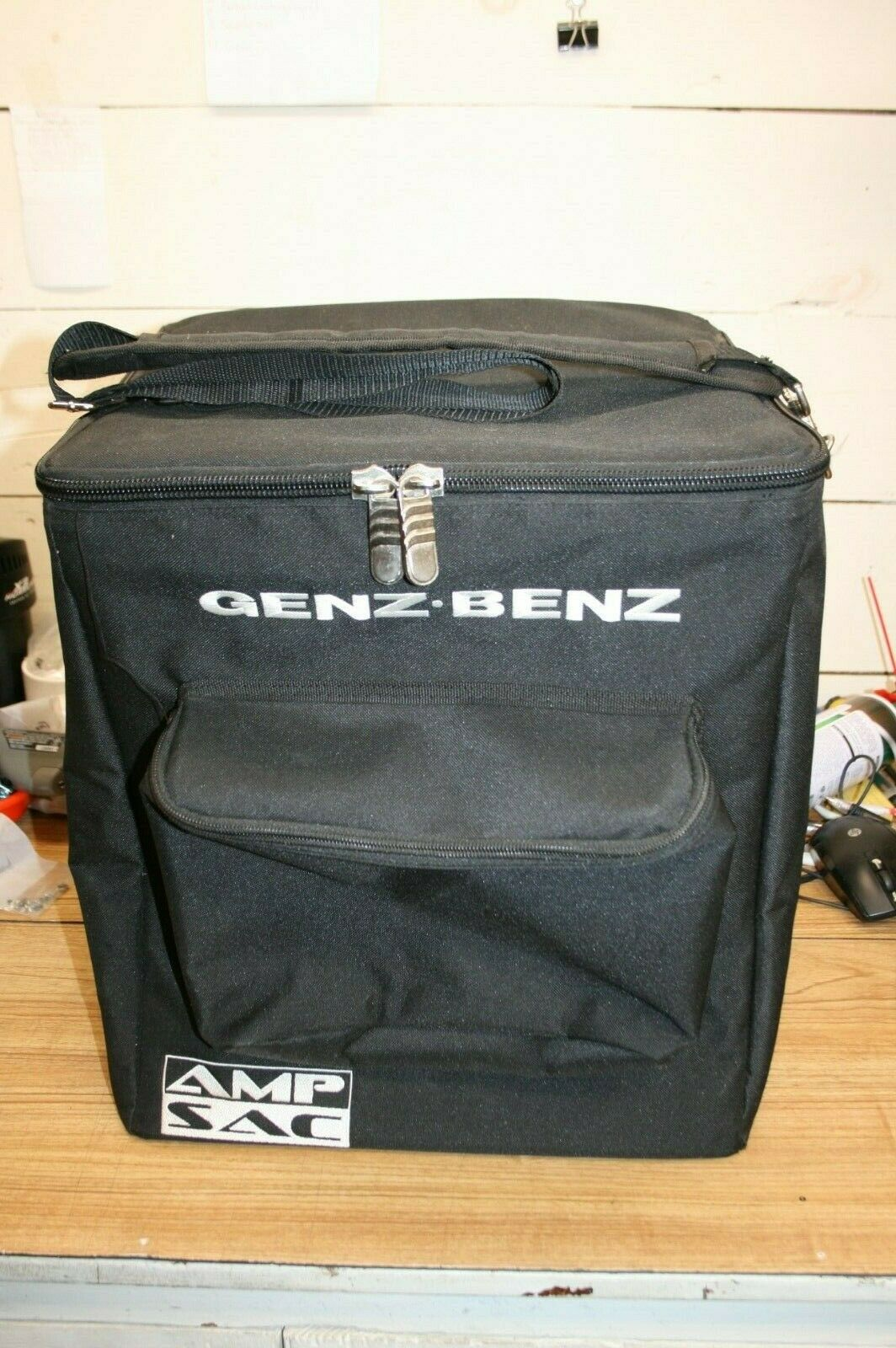 Genz Benz AMP-SAC-LG_11558 GB CARRY BAG  CPK10 - STL3.0