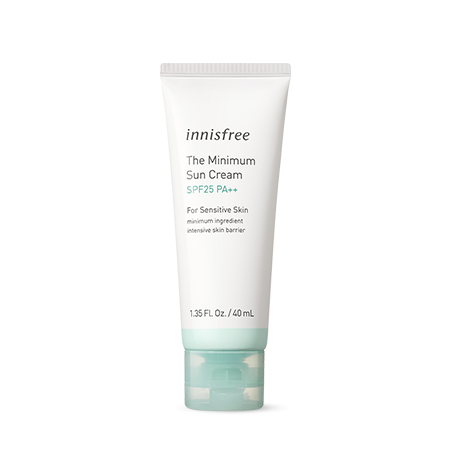[INNISFREE] The Minimum Moist Cream - 40ml (New)