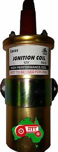 Tractor-Ignition-Coil-Massey-Ferguson-TE20-TEA20-MF35-MF135-Petrol-Tractors-12-V